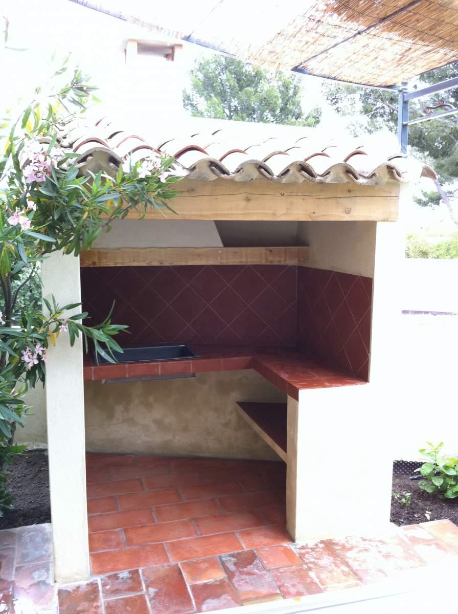 barbecue ma onn 13300 salon de provence agence architecture provence philippe serre. Black Bedroom Furniture Sets. Home Design Ideas