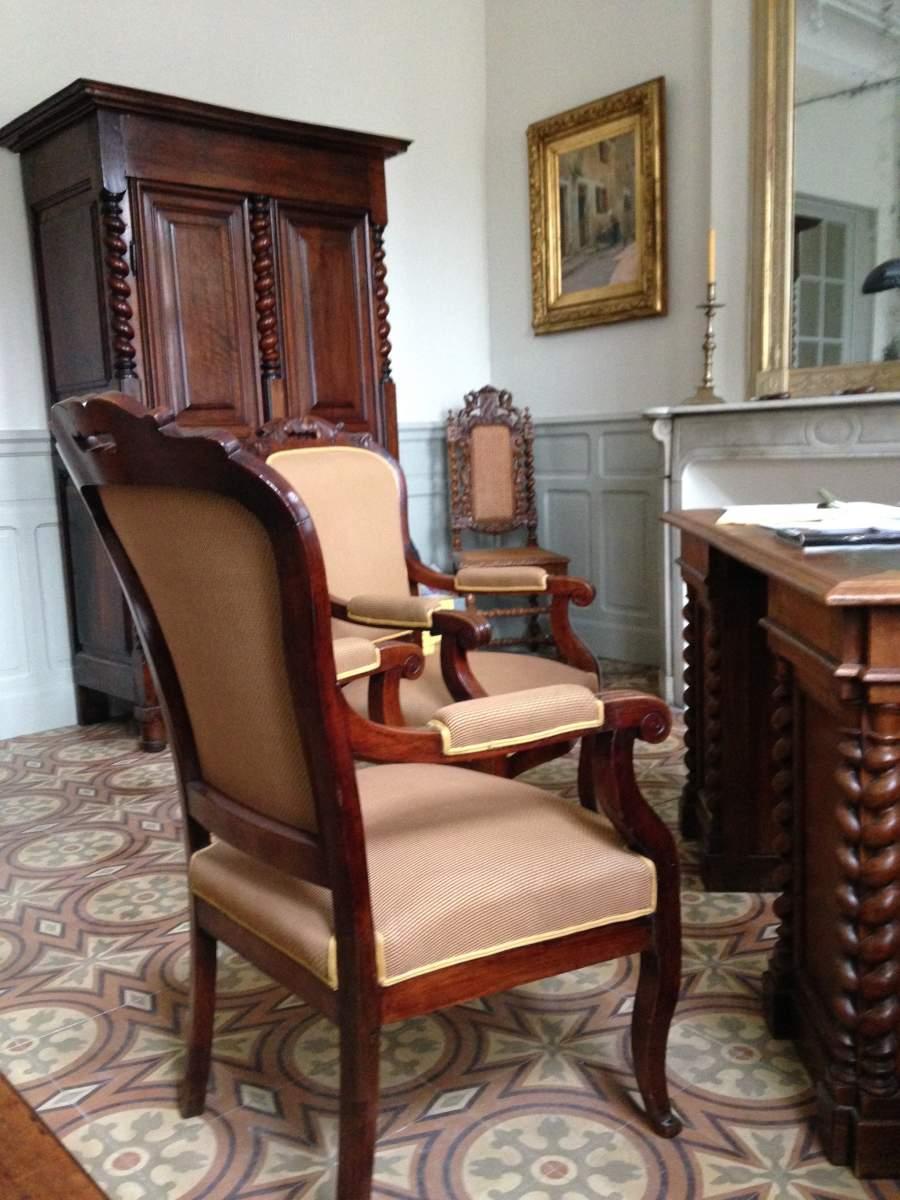R novation d 39 une maison de ville fin 19 me d but 20 me s salon de provence 13300 agence - Rue kennedy salon de provence ...