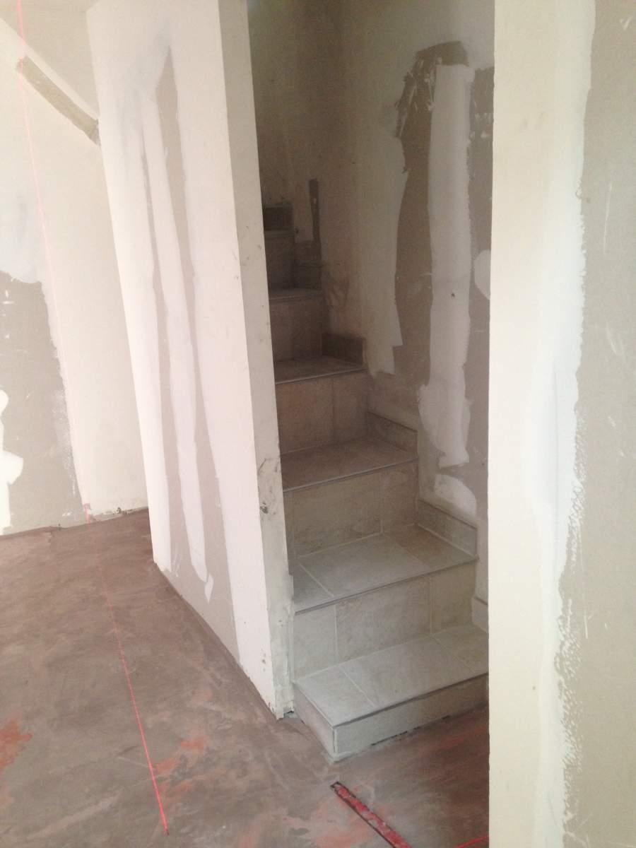Cr ation d 39 un escalier int rieur eygui res agence for Creation interieur