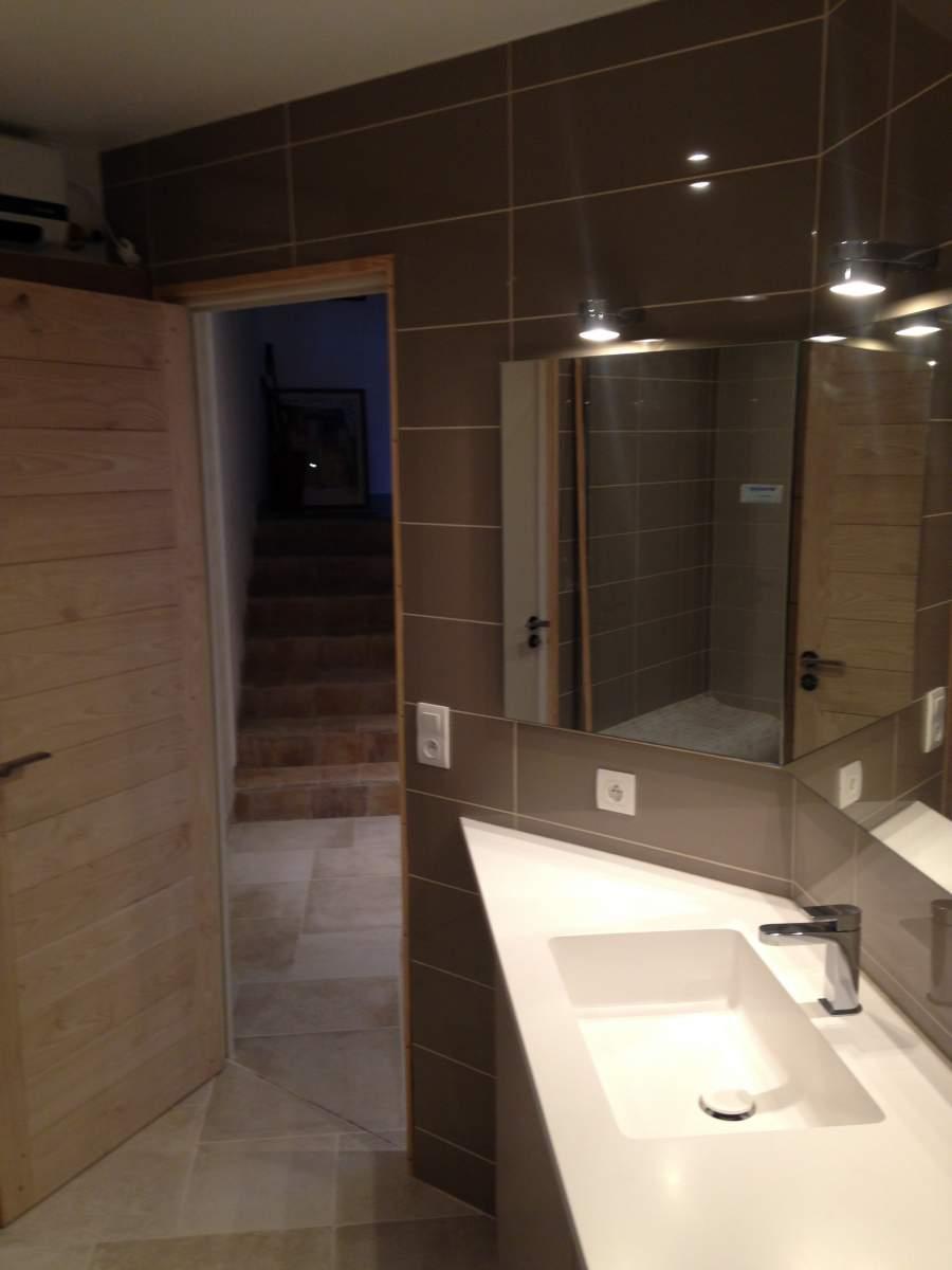 salle de bain salon de provence 13300 agence architecture provence philippe serre. Black Bedroom Furniture Sets. Home Design Ideas