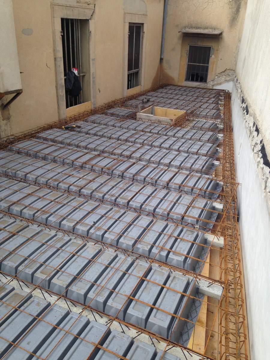 R alisation d 39 un toit terrasse 13300 salon de provence for Cout d un toit terrasse